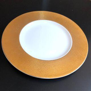 Abanas Luxury Gold Plate 27cm