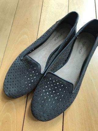 🈹95%new size 37 Topshop loafer 平底鞋