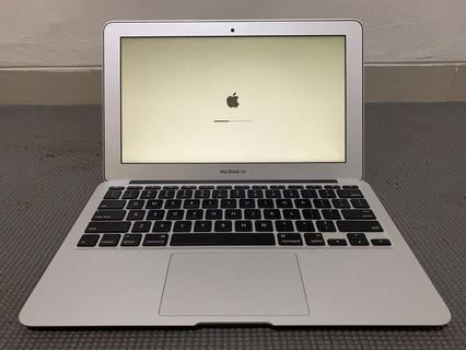 MacBook Air Mid-2012 11 inch Support Mojave 128GB