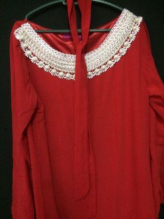 Dress Merah #CNYRED