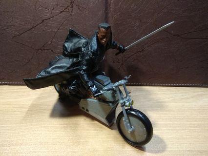 歡迎合理議價 Marvel Legends Blade Motorcycle 幽靈刺客之電單車(不是marvel select shf mafex mezco revoltech comicave studio figma NECA)