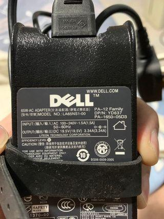 🚚 Dell 65W AC Adapter PA12 Family
