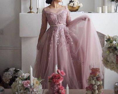 Fancy formal dress for prom or any occasion