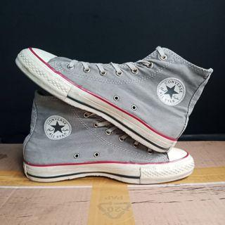 Converse CT as hi washed canvas