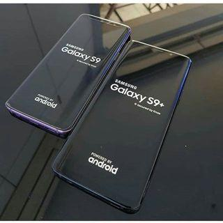 Samsung Galaxy s9 nd s9+