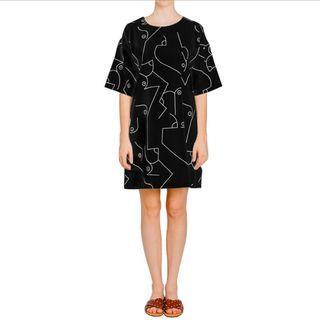Casual Tee Shirt Dress