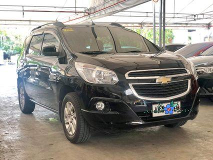Good Deal 2015 Chevrolet Spin 1.5 LTZ Gas A/T only P10T monthly at 30% DP