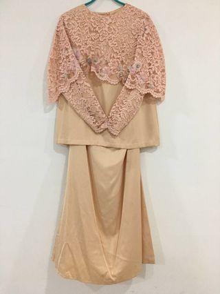 Baju Kurung Moden (tailor-made)