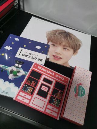 🚚 Park Jihoon Membership Kit items