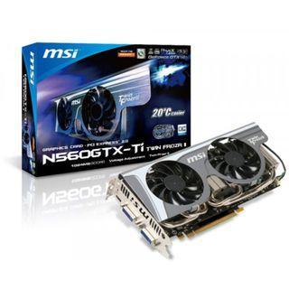 MSI GeForce GTX 560 Twin Frozr II OC 1 GB