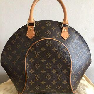 Authentic Louis Vuitton Ellipse MM Bag