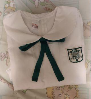 培僑中學 校服裙