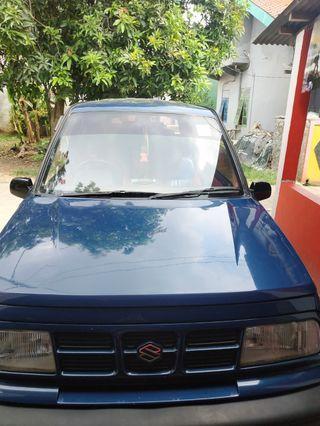 #BAPAU Suzuki Sidekick 98