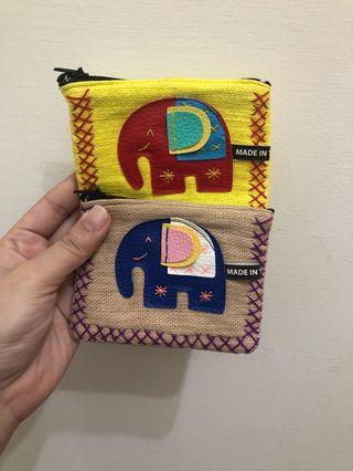 🚚 泰國買的零錢包