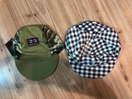 🚚 Caps