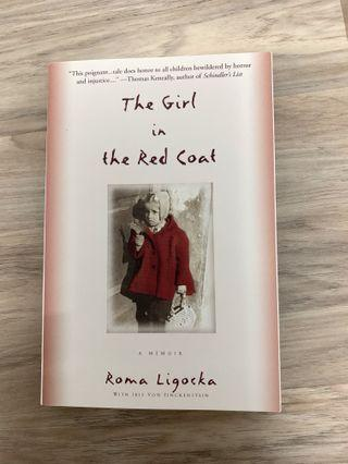 🚚 WW2 A Memoir: The Girl in the Red Coat by Roma Ligocka