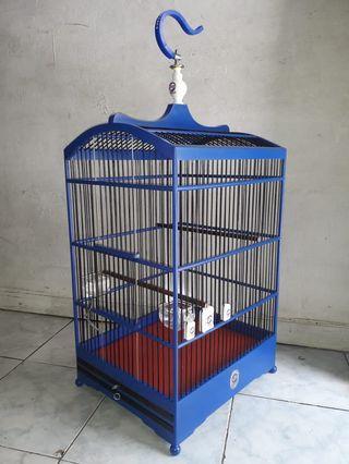 #BAPAU Kandang Burung ebod