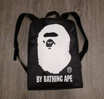 #BAPAU BACKPACK BAPE HEAD