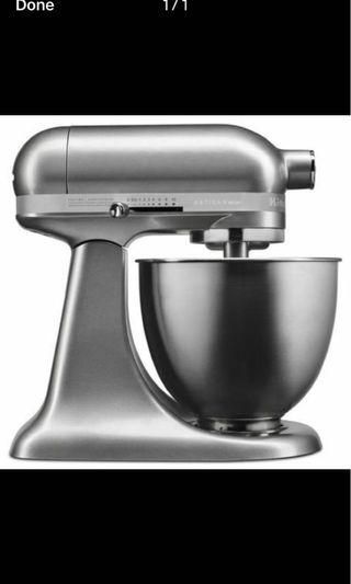 BRAND NEW -Kitchen Aid Artisan® Mini 3.5 Quart Tilt