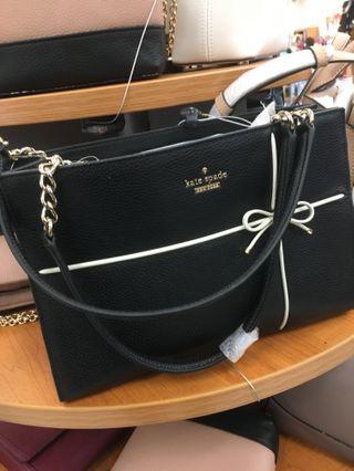 Po Usa Kate Spade black satchel
