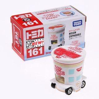 TOMICA 161 Nissin Cup Noodles 合味道杯麵車