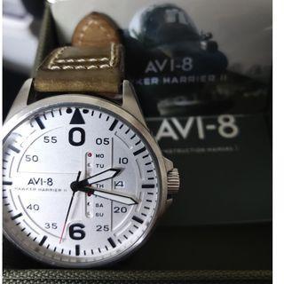 AVI 8 軍錶