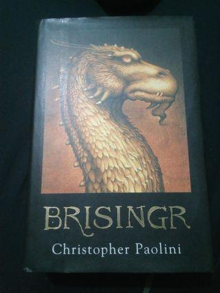 Inheritance Cycle 2-3 | Brisngr & Eldest | Christopher Paolini | HB
