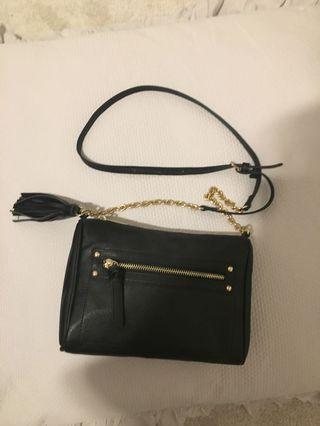 Brand new black crossbody bag