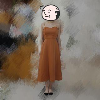 全新 姊妹裙 連身裙 吊帶裙 | Dress Vest Top