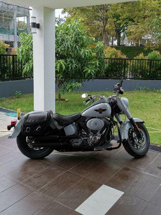 2005 Harley Davidson Fatboy for Sale or COI