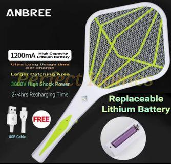 Electric Mosquito Killer Swatter