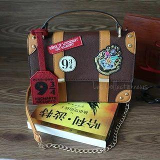Harry Potter Platform 9 3/4 Crossbag Handbag Sling Bag Shoulder Bags Cross Body