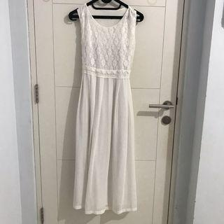 White Dress Party / Formal