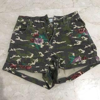 Floral Short Pants Cotton on