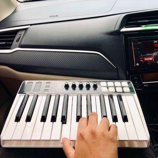 #BAPAU Keyboard IRIG KEY IO CONTROLER