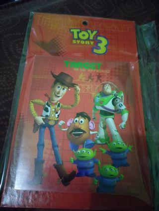 Buku Note karakter Toy Story 3