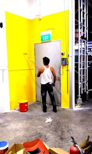 Painting and varnish service in Singapore