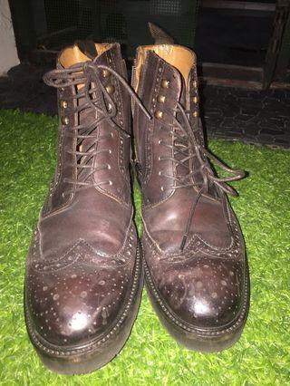 Massimo Dutti boots