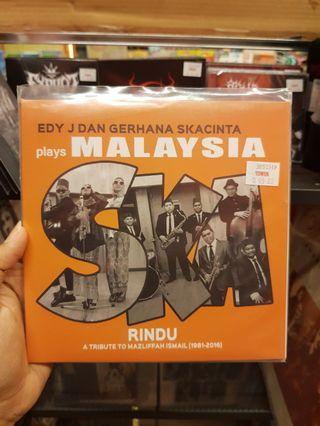 "Edy J Dan Gerhana Skacinta Plays Malaysia 7"""