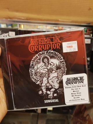 Condamn The Corruptor - Songkial CD