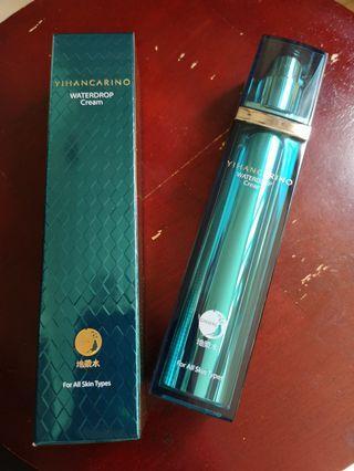 🚚 全新商品  麗仁堂地漿水 CARINO Waterdrop Cream  (麗仁堂三合一保濕凝露 )