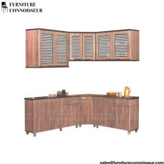 7ft X 5ft - Kitchen Cabinet with Ceramic Top