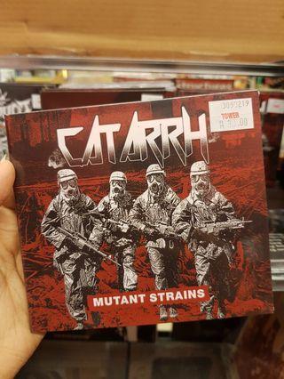 Cattarh - Mutant Strains CD