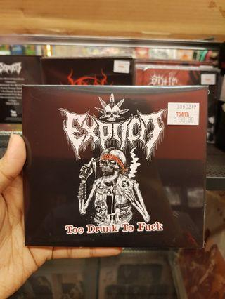 Explicit - Too Drunk To Fuck CD