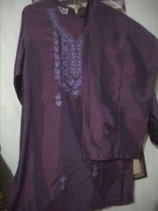 Baju Muslim Setelan