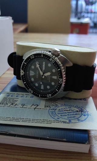 Seiko Prospex SRPC23K1 Grey Dial
