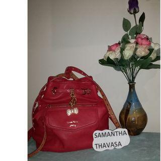 Authentic Samantha Thavasa backpack