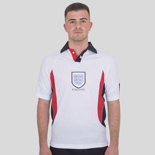 Score draw England (official retro)