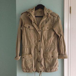 Aritzia Trench Jacket