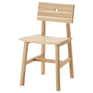IKEA Solid Wood Dinning Chair